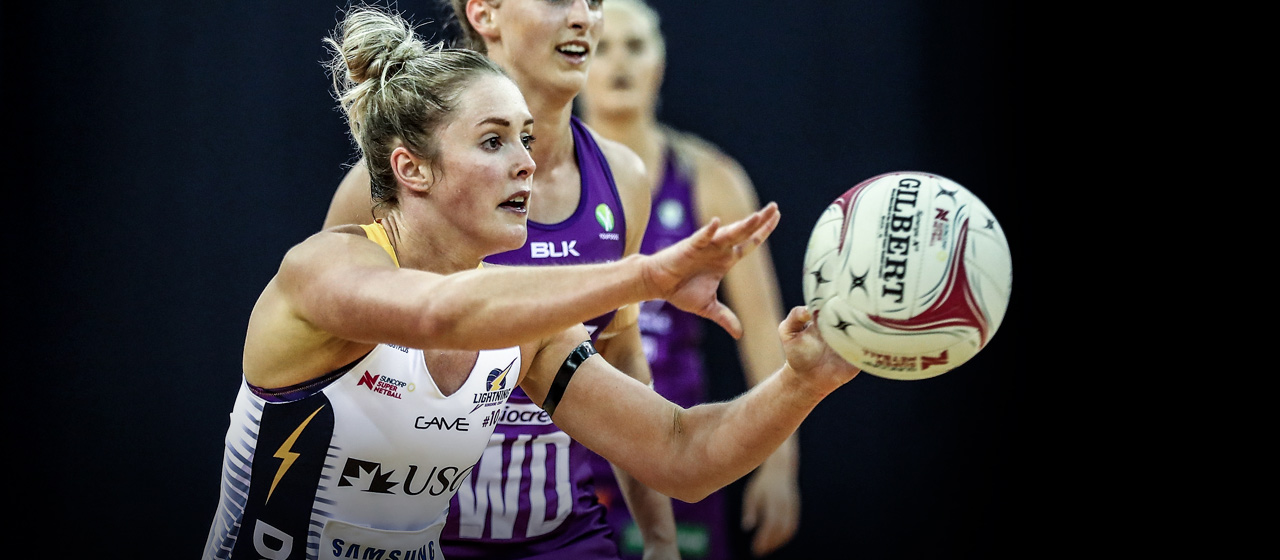 Laura Scherian - Netball - AthletesVoice
