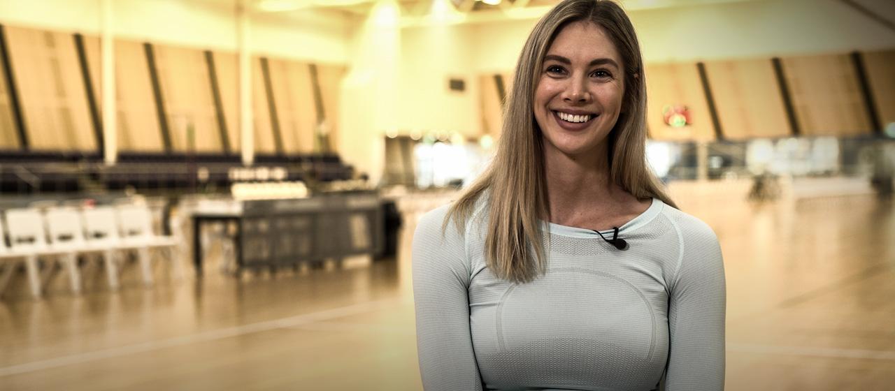 Kaylia Stanton - Netball - AthletesVoice