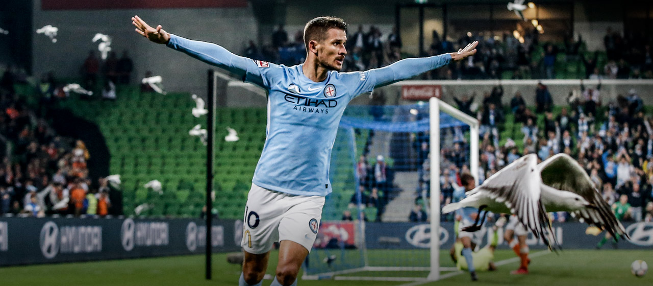 Dario Vidosic - Football - AthletesVoice