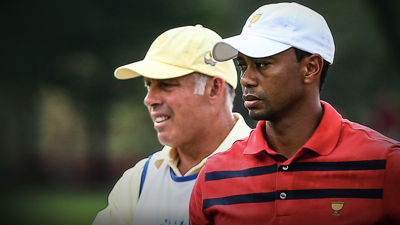 Steve Williams - Golf - PlayersVoice