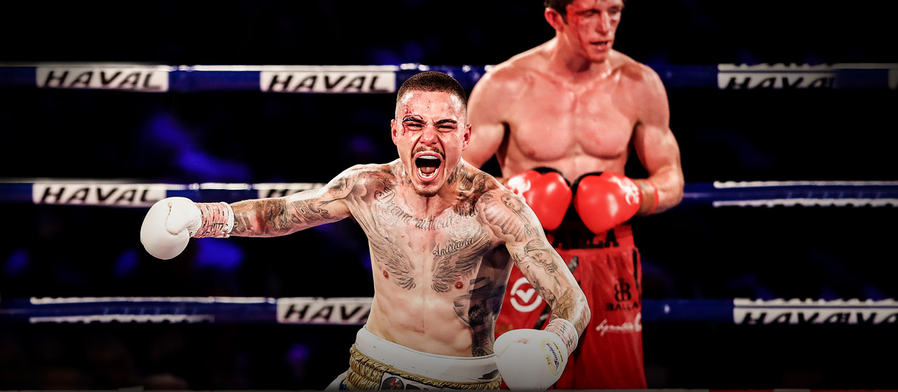 George Kambosos Jr - Boxing - AthletesVoice