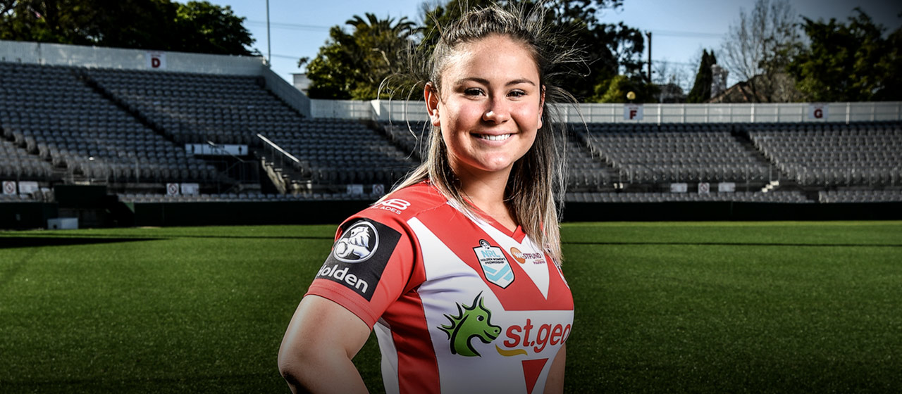 Keeley Davis - NRL - AthletesVoice