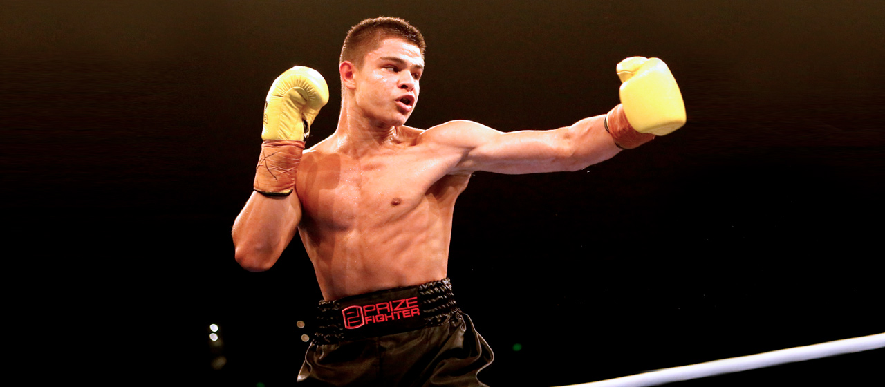 Bilal Akkawy - Boxing - AthletesVoice