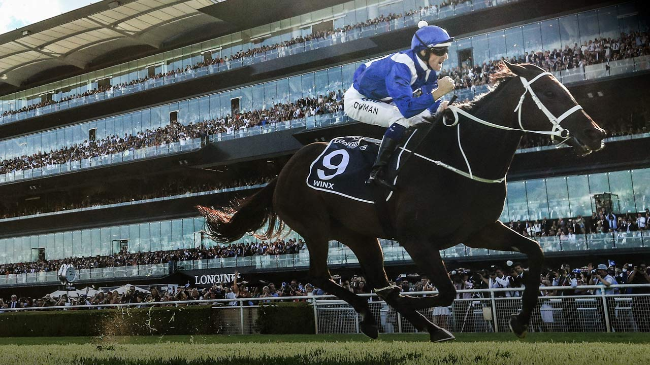 Larry Cassidy - Horse Racing - AthletesVoice