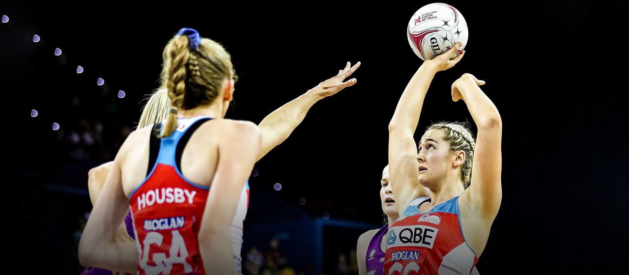Sophie Garbin - Netball - AthletesVoice