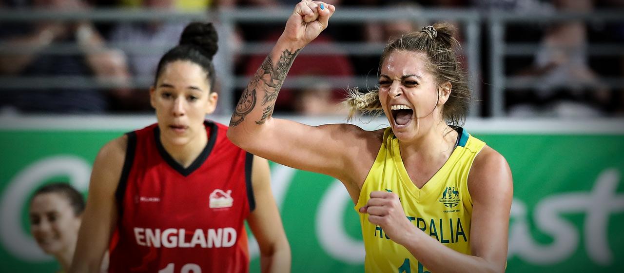 Cayla George - Basketball - AthletesVoice