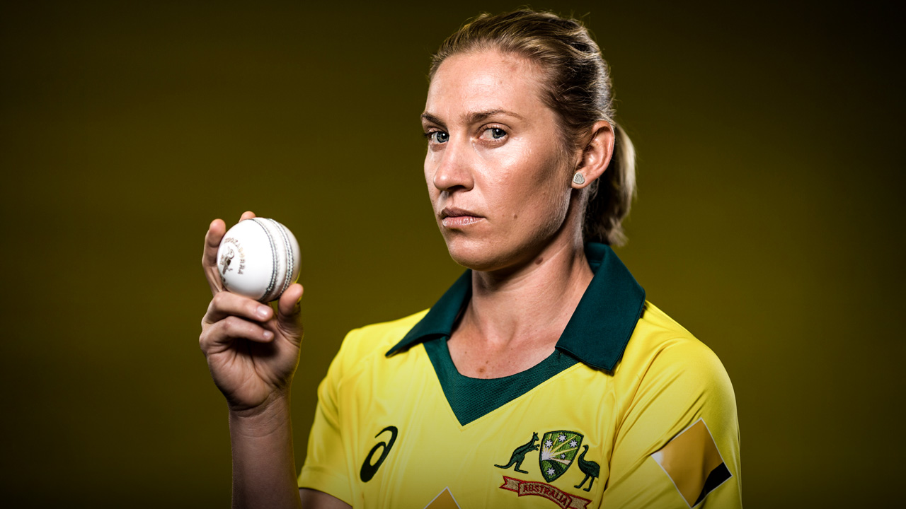Delissa Kimmince - Cricket - PlayersVoice