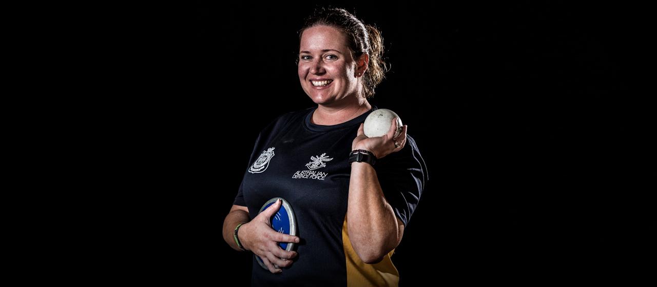Vanessa Broughill - Invictus Games - AthletesVoice