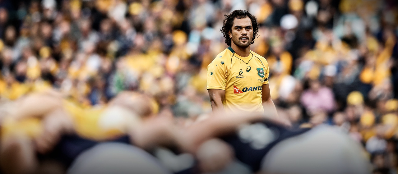Karmichael Hunt - Rugby - AthletesVoice