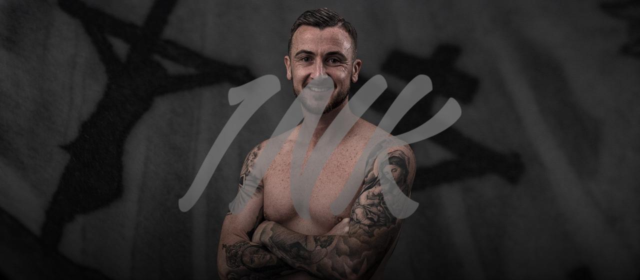 Roy O'Donovan - Ink - AthletesVoice