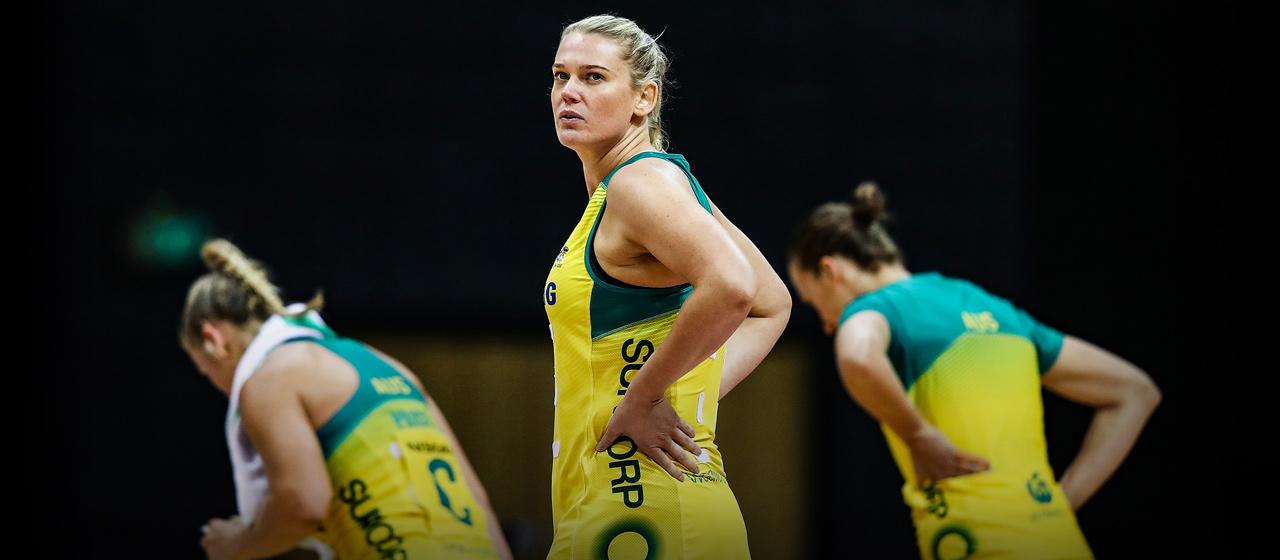 Caitlin Thwaites - Netball - AthletesVoice
