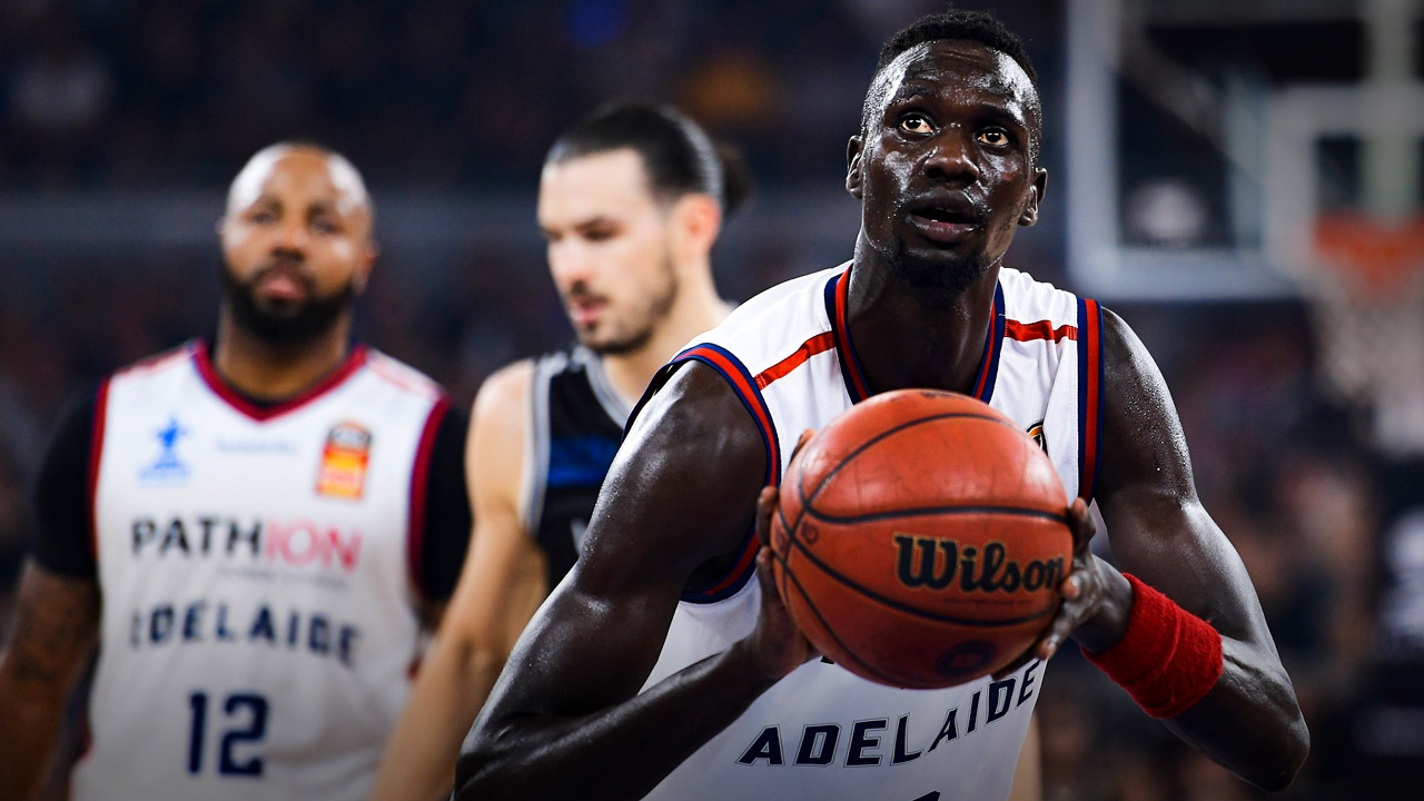 Majok Deng - Basketball - AthletesVoice