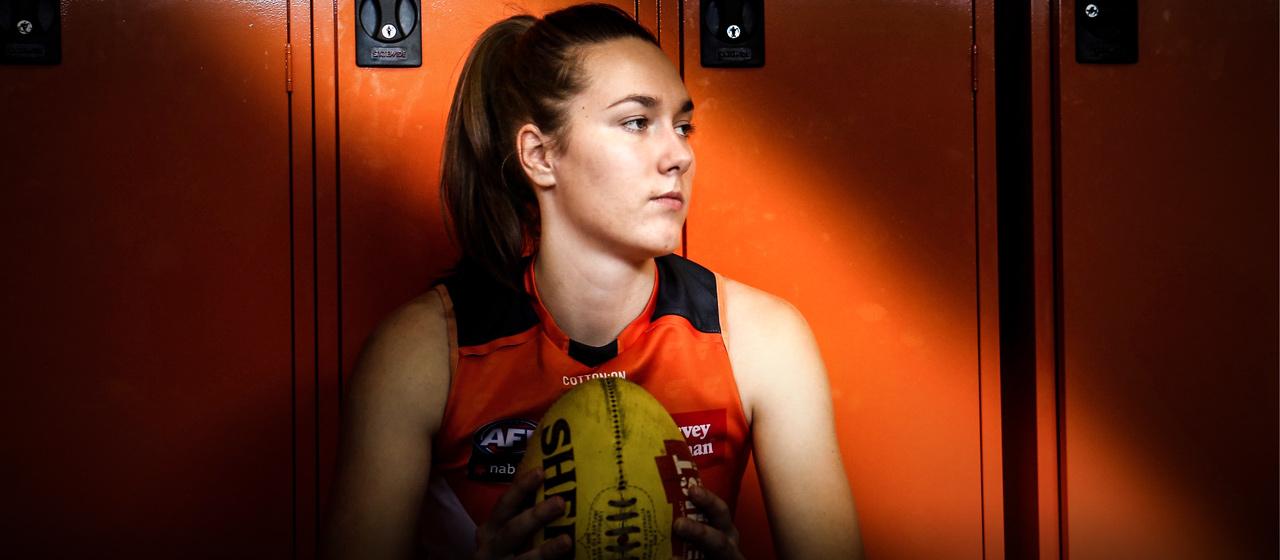 Erin McKinnon - AFLW - AthletesVoice