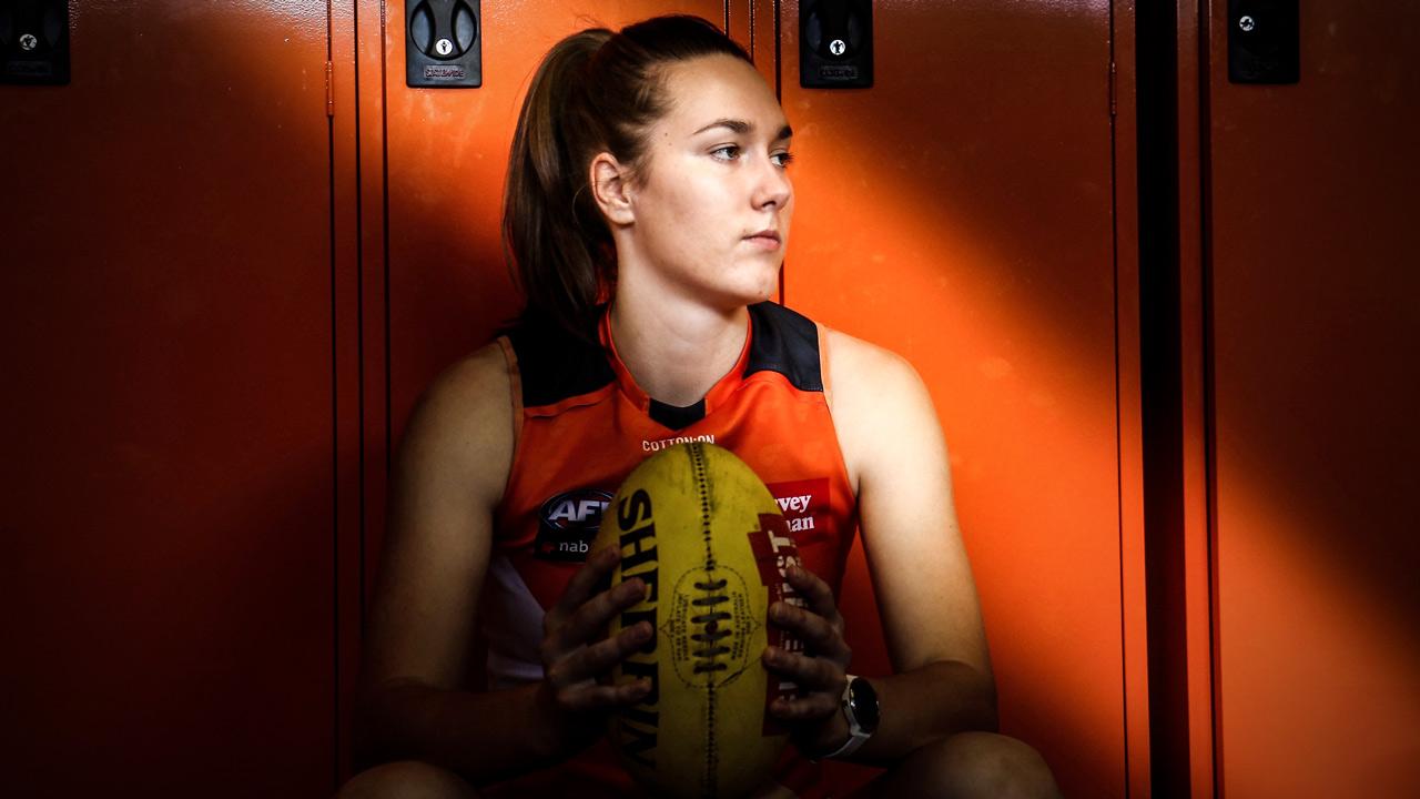 Erin McKinnon - AFLW - PlayersVoice