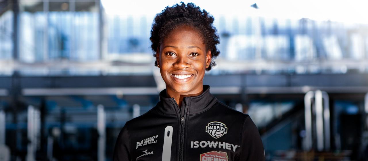 Shimona Nelson - Netball - AthletesVoice