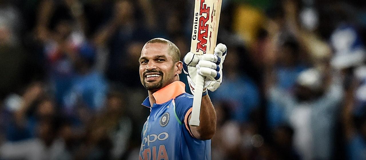 Shikhar Dhawan - Cricket - AthletesVoice