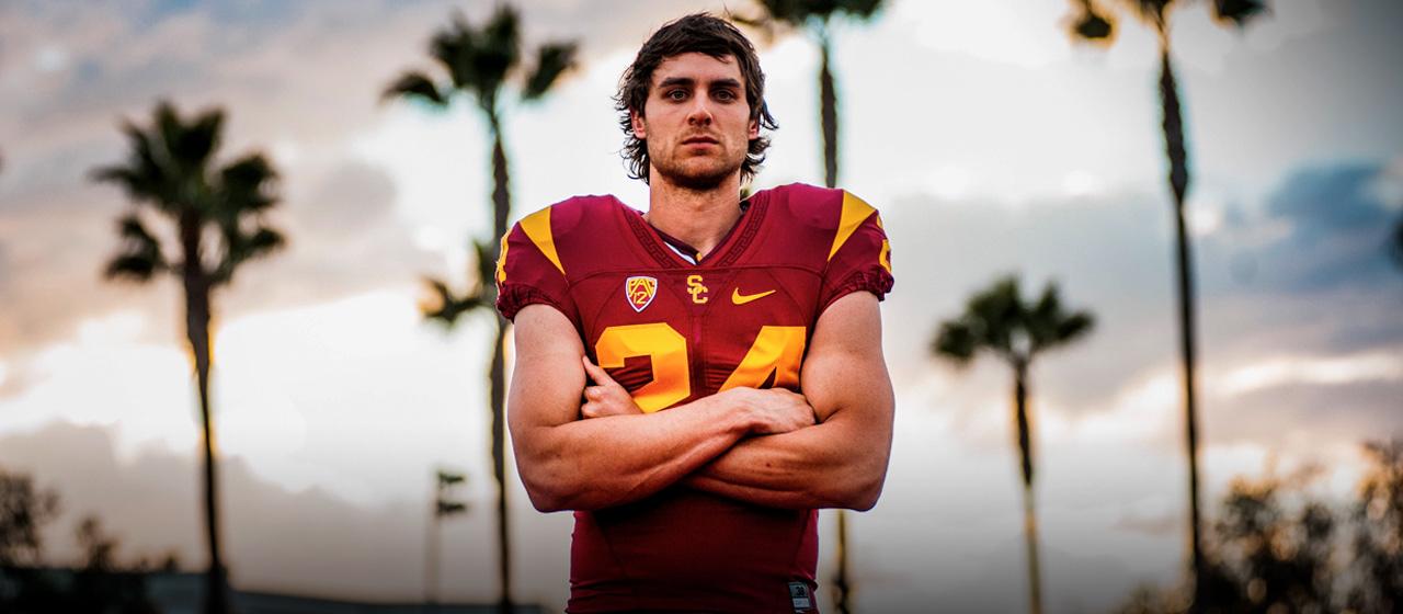 Ben Griffiths - NFL - AthletesVoice