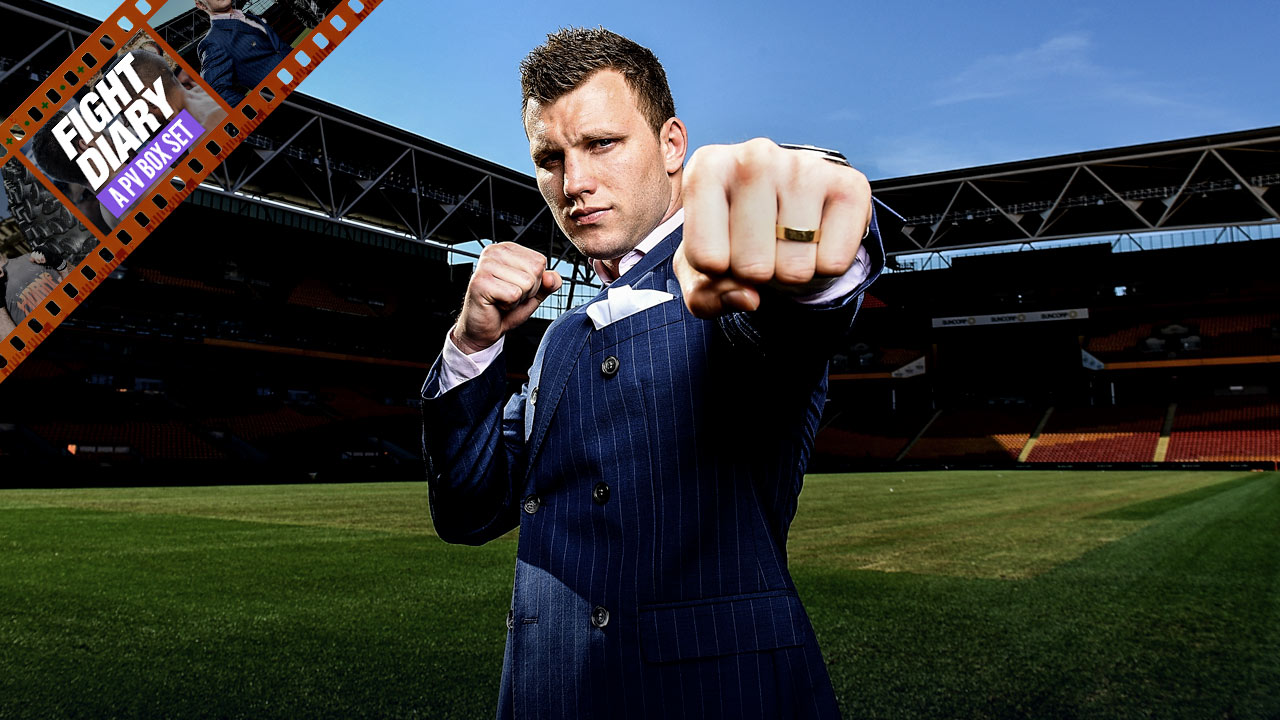 Jeff Horn - Fight Diary: Horn v Mundine - PlayersVoice