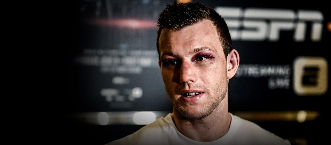 Jeff Horn - Fight Diary - AthletesVoice