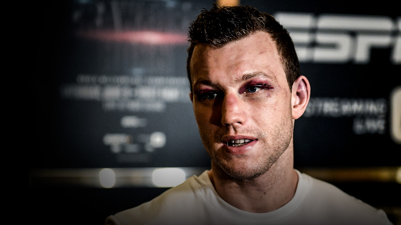 Jeff Horn - Fight Diary - PlayersVoice