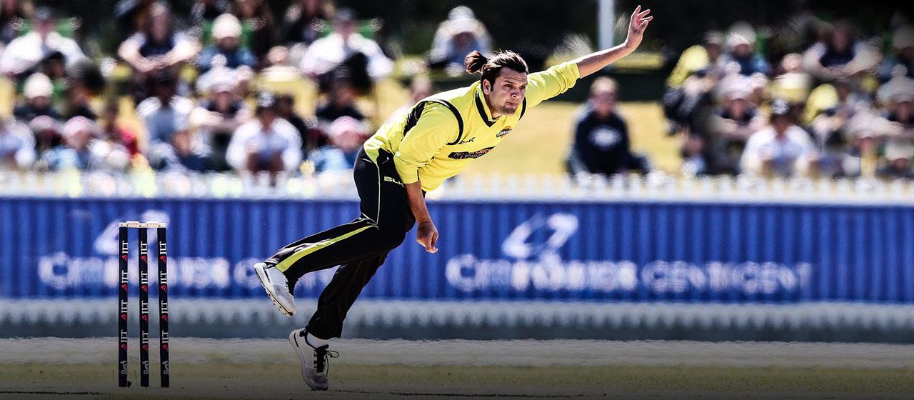 Usman Qadir - Cricket - AthletesVoice