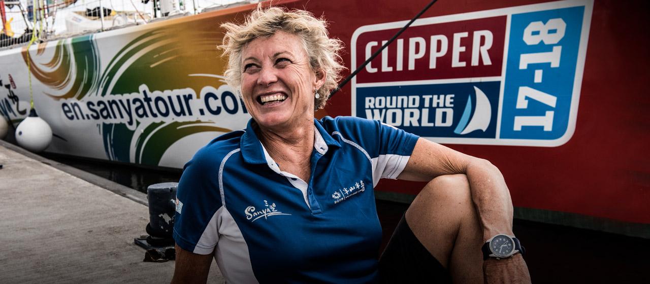 Wendy Tuck - Sailing - AthletesVoice