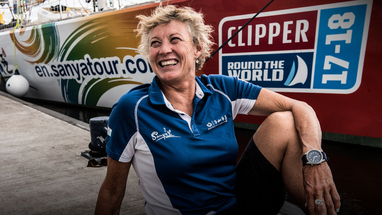 Wendy Tuck - Sailing - PlayersVoice