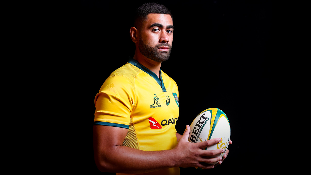 Lukhan Salakaia-Loto - Rugby - PlayersVoice