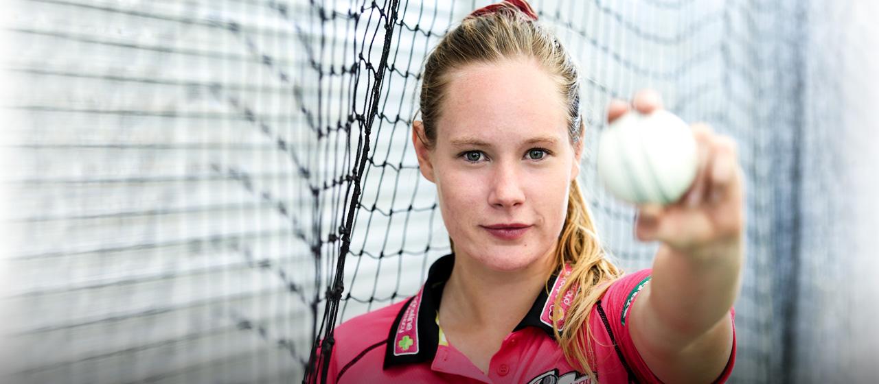 Lauren Cheatle - Cricket - AthletesVoice