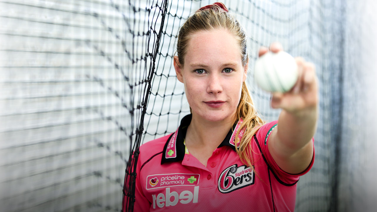 Lauren Cheatle - Cricket - PlayersVoice