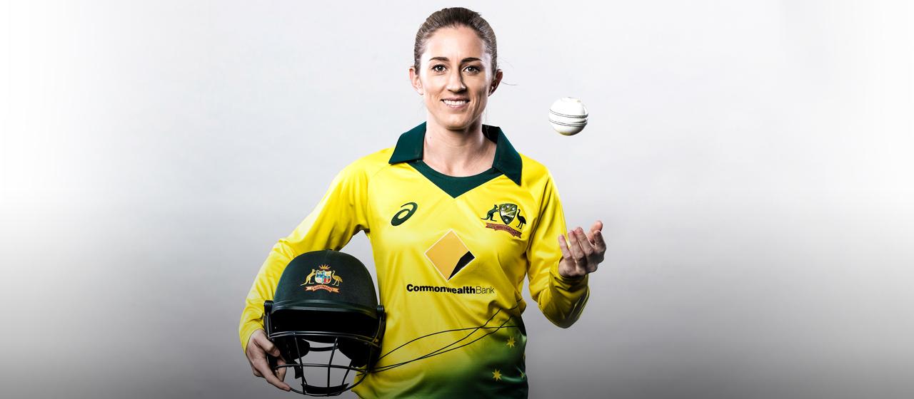 Rachael Haynes - Cricket - AthletesVoice