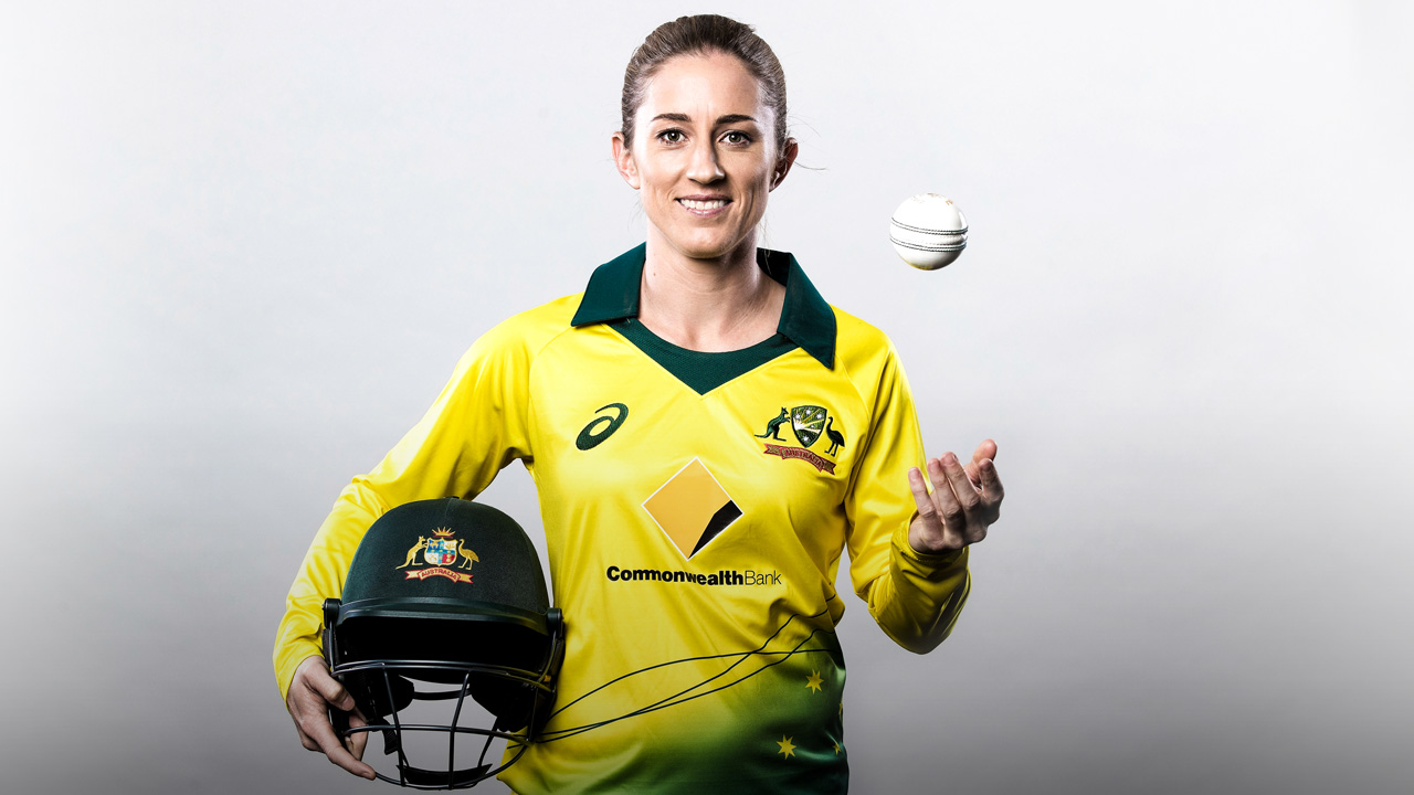 Rachael Haynes - Cricket - PlayersVoice