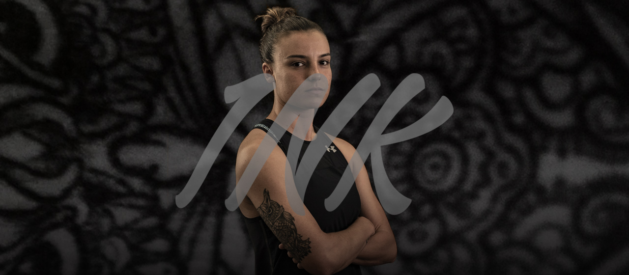 Chloe Logarzo - Ink - AthletesVoice