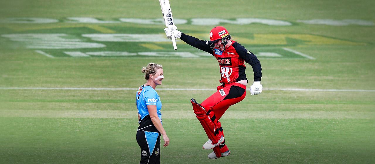 Claire Koski - Cricket - AthletesVoice
