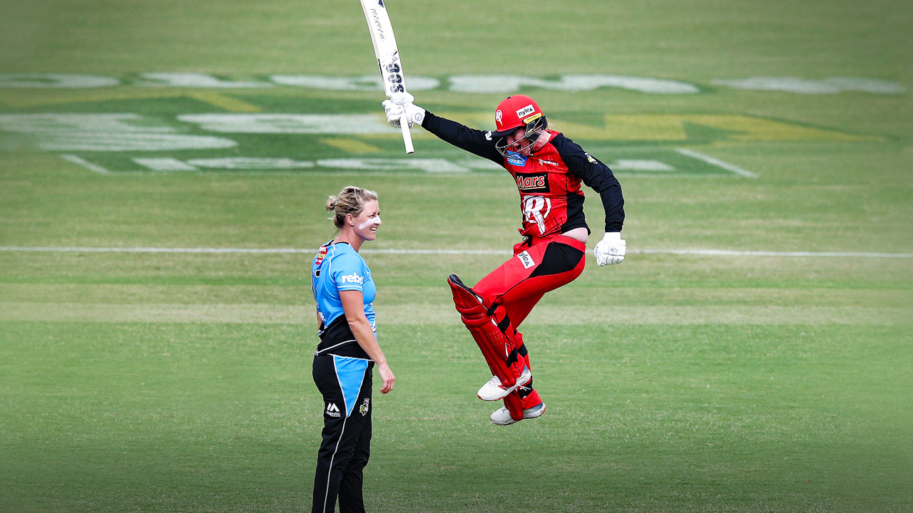 Claire Koski - Cricket - AthletesVoice