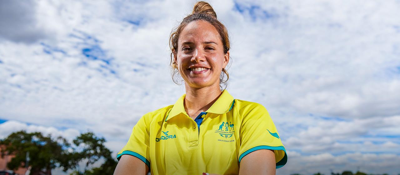 Brooke Peris - Olympic Sports - AthletesVoice