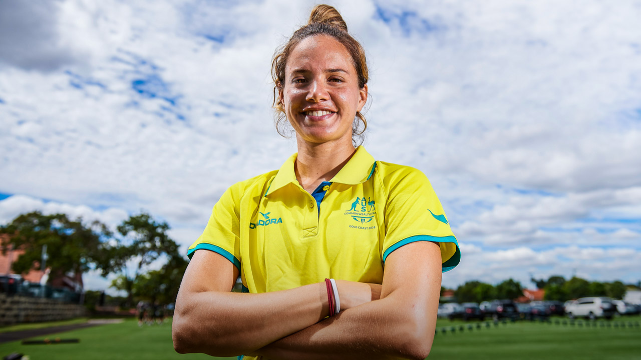 Brooke Peris - Olympic Sports - PlayersVoice