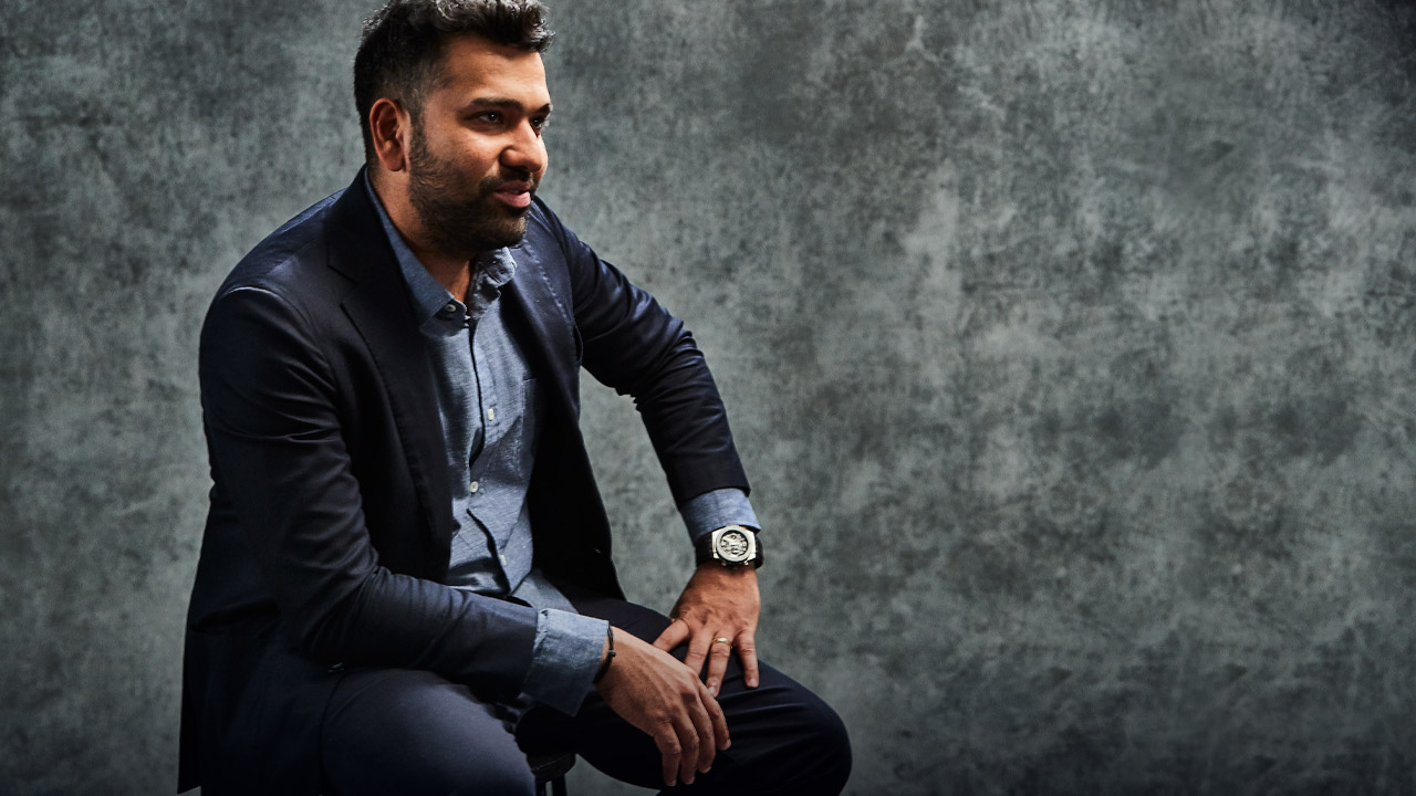 Rohit Sharma - Cricket - AthletesVoice