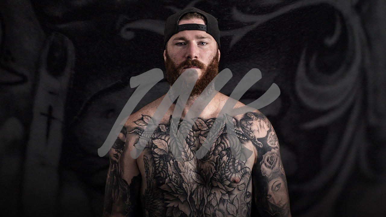 Chris McQueen - Ink - AthletesVoice