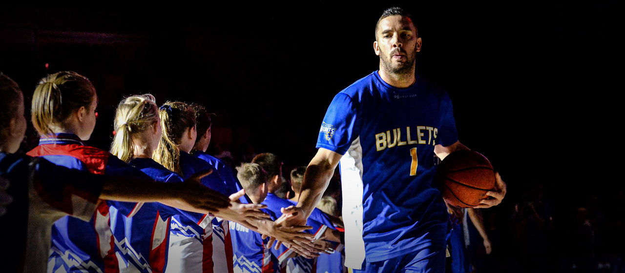 Adam Gibson - Basketball - AthletesVoice