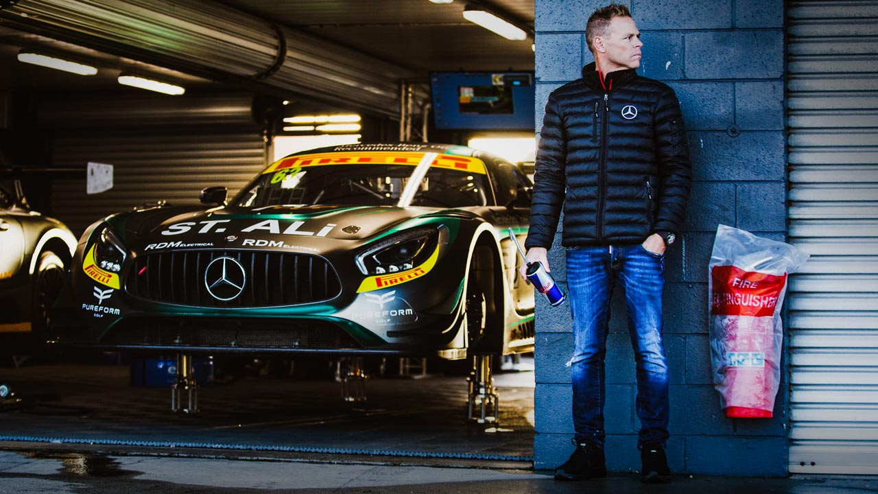 Peter Hackett - Motorsport - PlayersVoice