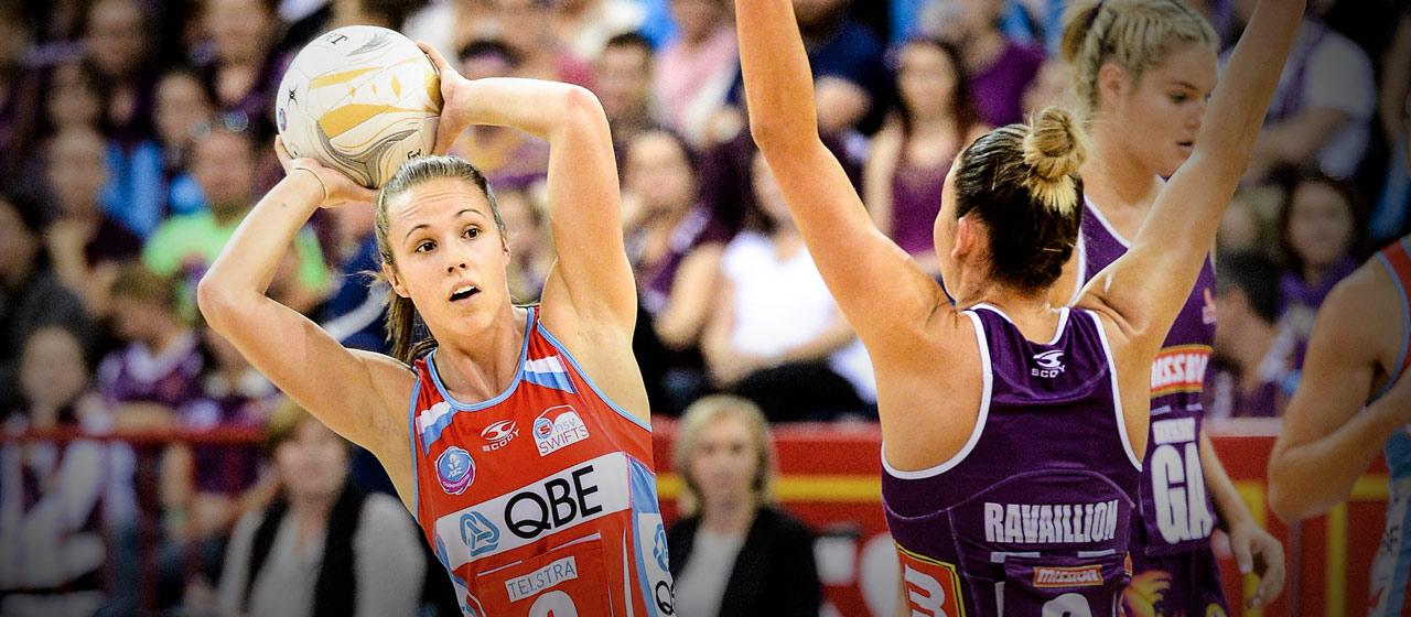 Paige Hadley - Netball - AthletesVoice