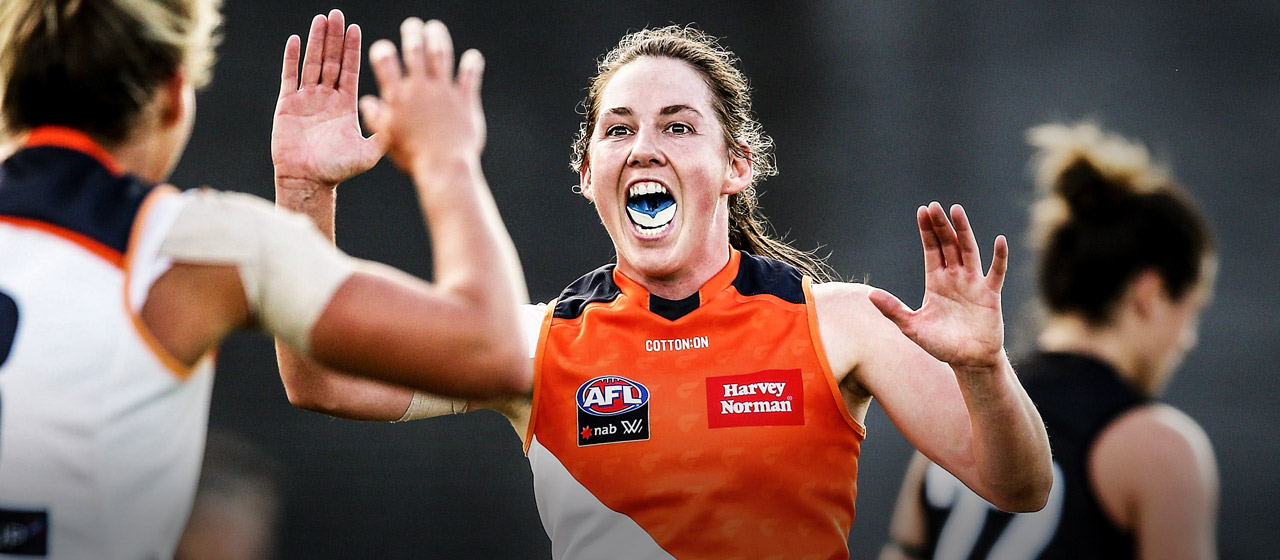 Jodie Hicks - AFLW - AthletesVoice