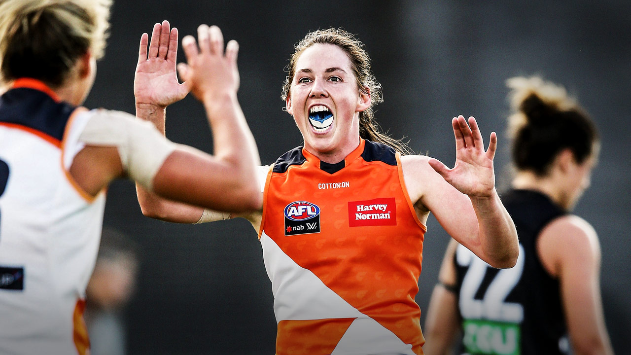 Jodie Hicks - AFLW - PlayersVoice