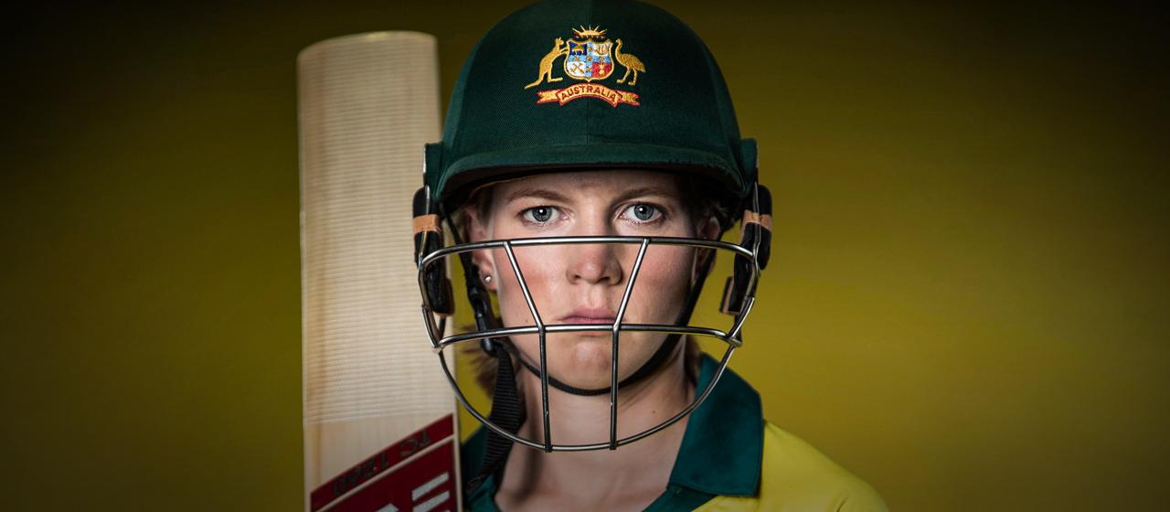 Meg Lanning - Cricket - AthletesVoice