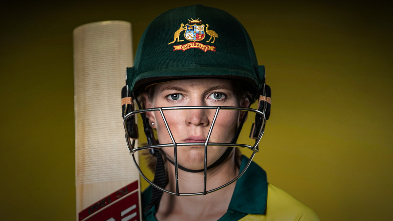 Meg Lanning - Cricket - PlayersVoice