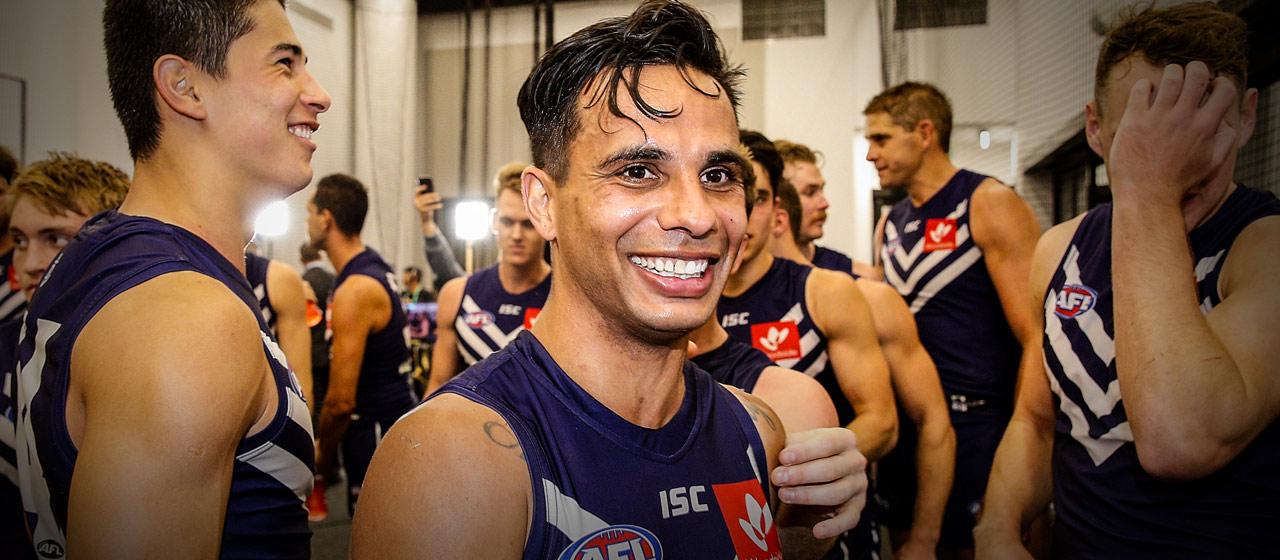 Danyle Pearce - AFL - AthletesVoice