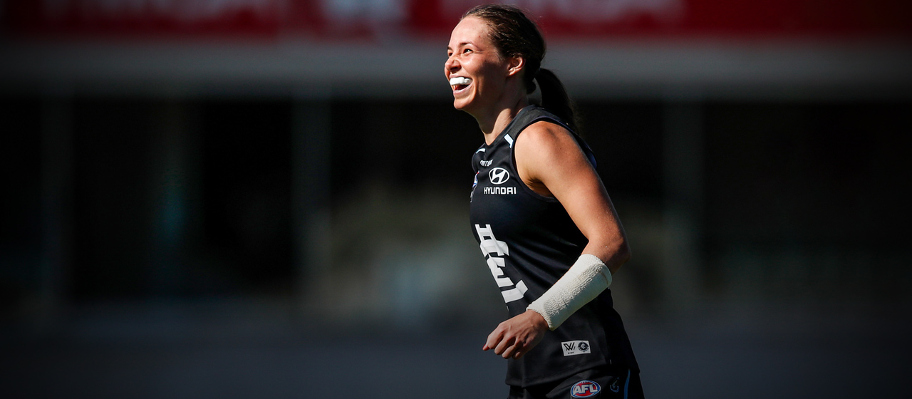 Chloe Dalton - AFLW - AthletesVoice