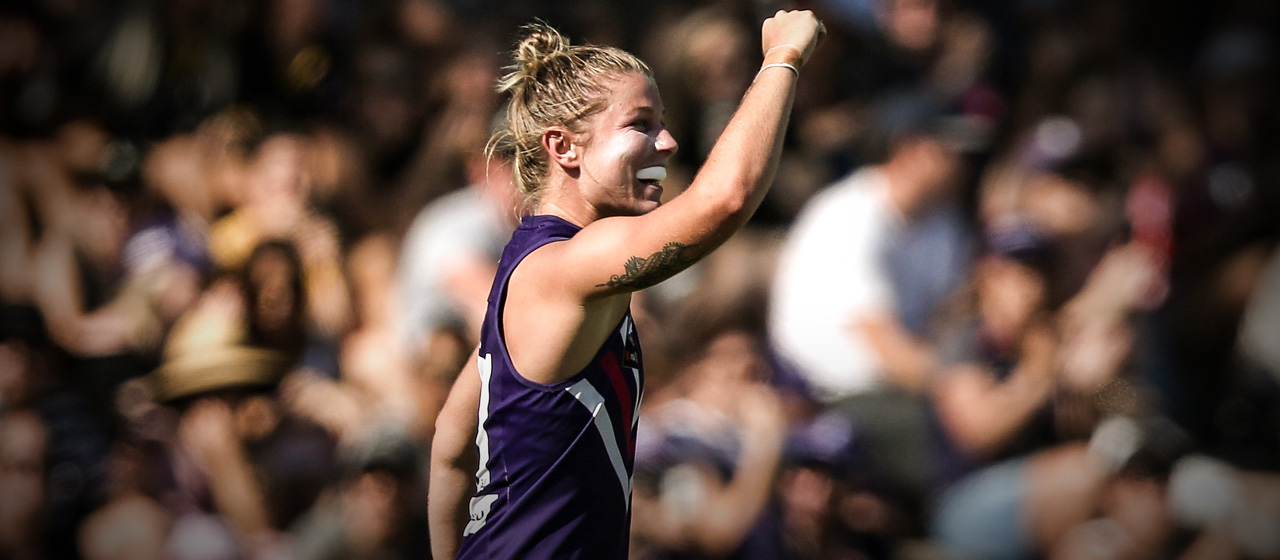 Kellie Gibson - AFLW - AthletesVoice
