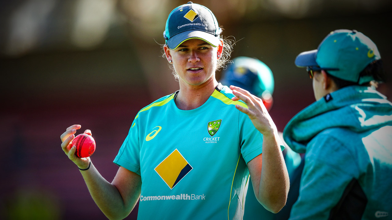 Jess Jonassen - Cricket - AthletesVoice